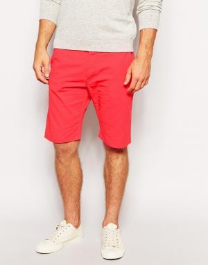 Шорты чиносы Paul Smith Jeans. Цвет: красный