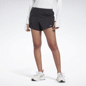 Спортивные шорты Running Essentials 4-Inch Reebok. Цвет: black