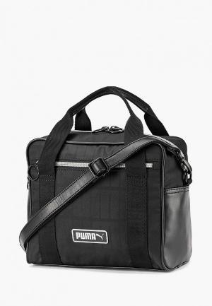 Сумка PUMA Prime Classics Mini Duffle. Цвет: черный