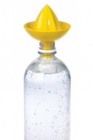 Соковыжималка UMBRA. Цвет: желтый