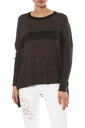Пуловер Deha. Цвет: серый