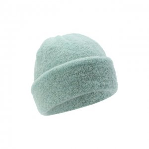 Шерстяная шапка Bilancioni. Цвет: зелёный