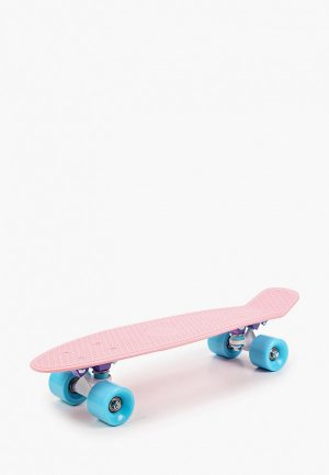 Скейтборд Termit Круизер 22. Цвет: розовый