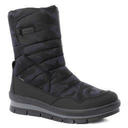 Ботинки 14028 черный JOG DOG
