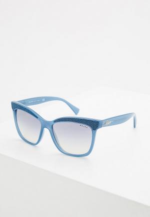Очки солнцезащитные Ralph Lauren RA5235 16907B. Цвет: синий