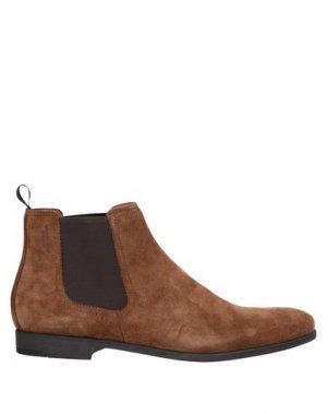 Полусапоги и высокие ботинки VAGABOND SHOEMAKERS. Цвет: коричневый