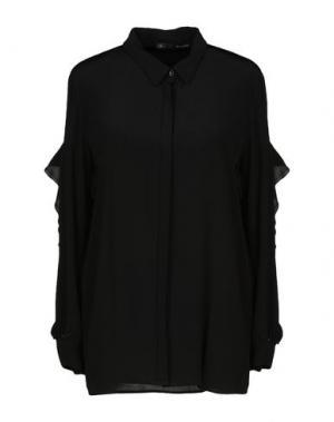 Pубашка ANNARITA N. Цвет: черный