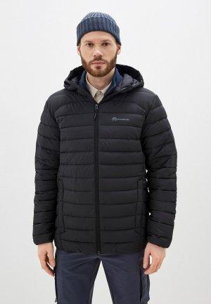 Куртка утепленная Outventure. Цвет: черный