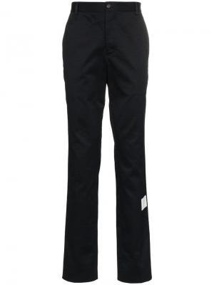 Классические брюки с логотипом Thom Browne