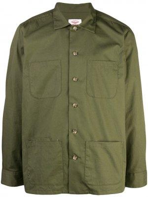 Рубашка Canyon с карманами Battenwear