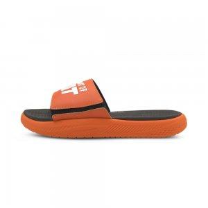 Шлепанцы Softride BB Great Mens Slides PUMA. Цвет: оранжевый