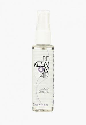 Флюид для волос Keen 75 мл. Цвет: прозрачный