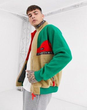 Зеленая куртка Tramantana 91-Зеленый Berghaus