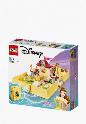 Конструктор LEGO Disney Princess 43177 Книга сказочных приключений Белль. Цвет: разноцветный