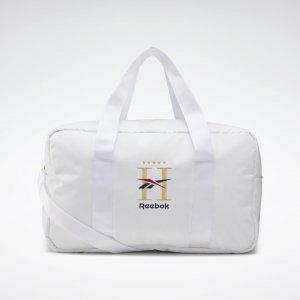 Спортивная сумка Classics Hotel Reebok. Цвет: white