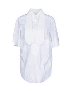 Pубашка ANTONIO BERARDI. Цвет: белый