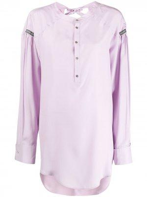 Блузка Cezanne A.F.Vandevorst. Цвет: фиолетовый