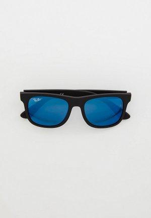 Очки солнцезащитные Ray-Ban® RJ9069S 702855. Цвет: черный