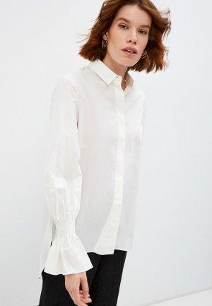 Рубашка Akris Punto. Цвет: белый