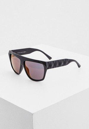 Очки солнцезащитные Jimmy Choo DUANE/S 807. Цвет: черный