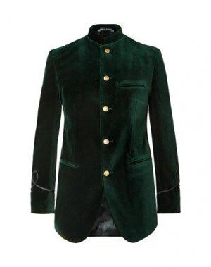 Пиджак FAVOURBROOK. Цвет: темно-зеленый