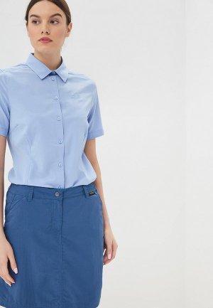 Блуза Jack Wolfskin SONORA SHIRT W. Цвет: голубой