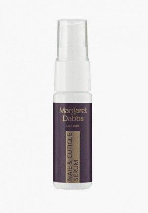 Масло для кутикулы Margaret Dabbs питательное ног Nourishing Nail & Cuticle Serum - Feet, 15 мл. Цвет: прозрачный