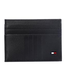 Холдер д/кредитных карт AM0AM05853 черный TOMMY HILFIGER