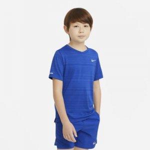 Футболка для тренинга мальчиков школьного возраста Nike Dri-FIT Miler