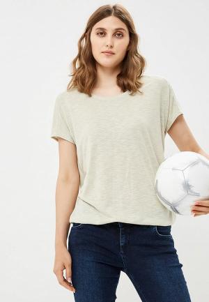 Футболка Betty & Co. Цвет: зеленый