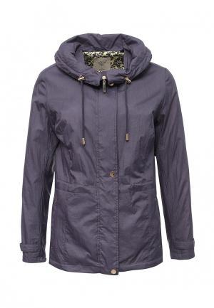 Куртка Sela. Цвет: фиолетовый