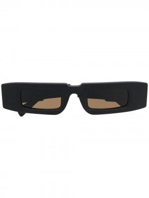 Солнцезащитные очки X5 Mask Kuboraum. Цвет: черный
