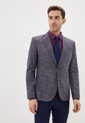 Пиджак Laconi. Цвет: фиолетовый