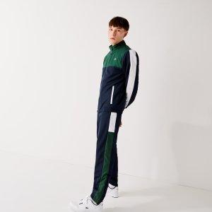 Спортивный костюм Lacoste. Цвет: none