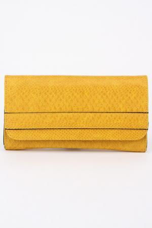 Клатч Dino Ricci. Цвет: желтый