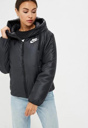 240ae342 Куртка утепленная Nike Sportswear Womens Synthetic Fill Jacket. Цвет: черный