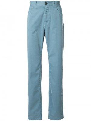Классические брюки прямого кроя Cerruti 1881