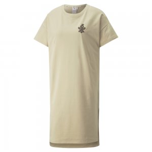 Платье x PRONOUNCE Dress PUMA. Цвет: черный