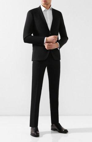 Шерстяной костюм Sand. Цвет: черный