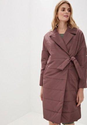 Куртка утепленная Argent. Цвет: бордовый
