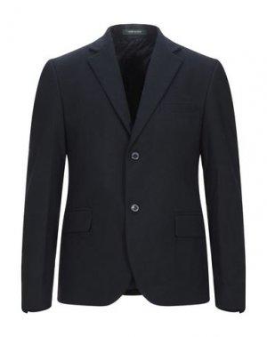 Пиджак BEVERLY HILLS POLO CLUB. Цвет: темно-синий