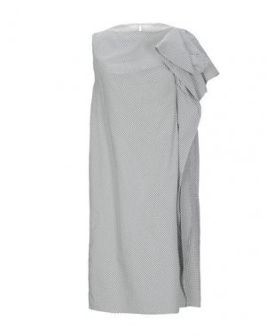 Короткое платье ATINSIGHT by ANDREA TURCHI. Цвет: черный