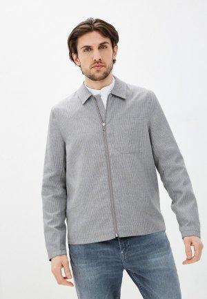 Куртка Casual Friday by Blend. Цвет: серый