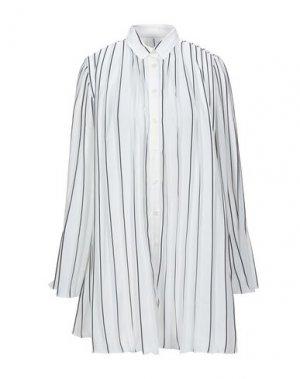 Короткое платье EACH X OTHER. Цвет: белый