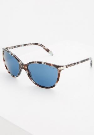 Очки солнцезащитные Ralph Lauren RA5160 169280. Цвет: коричневый