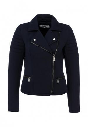 Куртка Only. Цвет: синий
