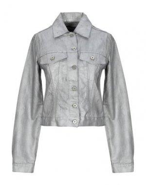 Джинсовая верхняя одежда ANDREW MACKENZIE. Цвет: серый