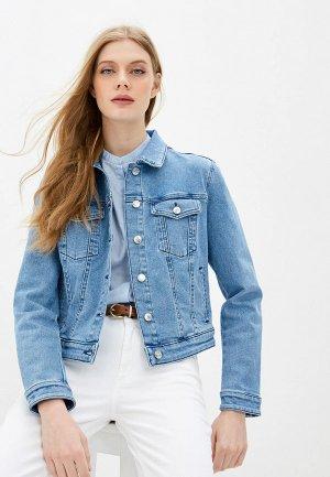 Куртка джинсовая Hugo Alex/1. Цвет: голубой