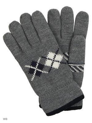 Перчатки Colin's. Цвет: серый