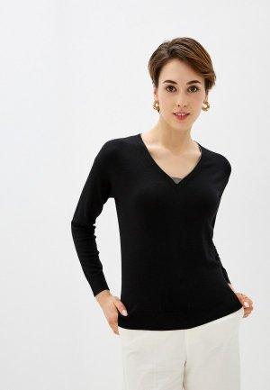 Пуловер Naf. Цвет: черный